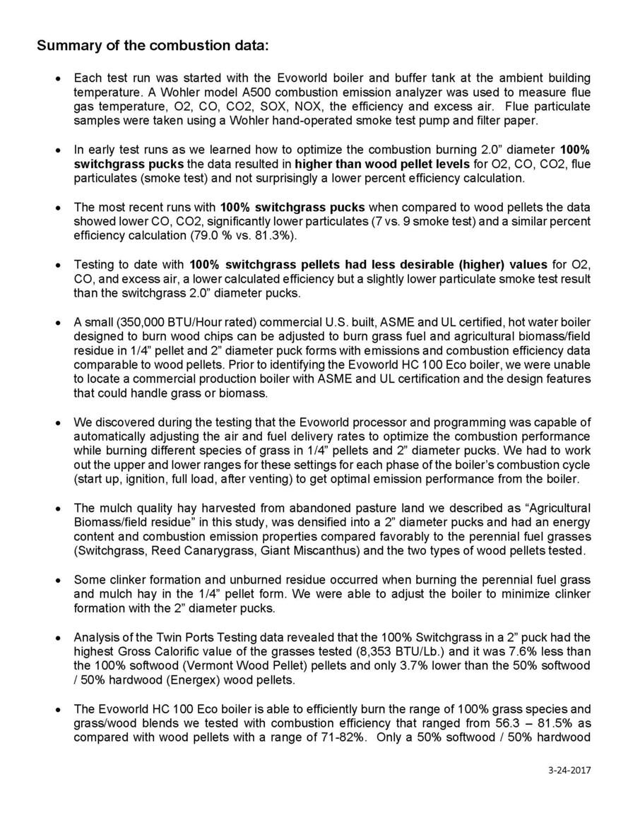 USDA NRCS CIG project
